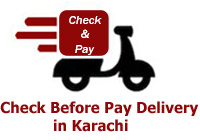 Check n Pay delivery in Karachi