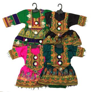 afghan dress girls