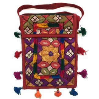 handicraft girls purse