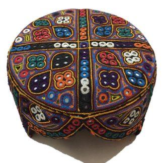 handmade balochi topi