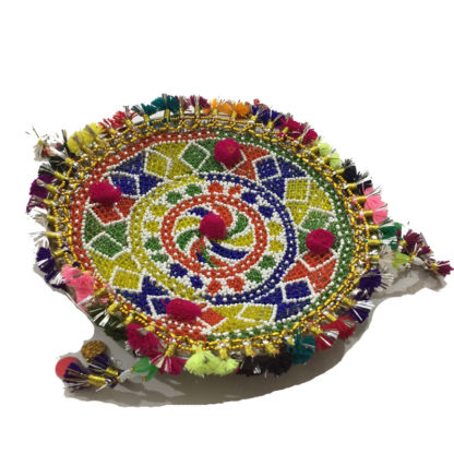 traditional roti plate