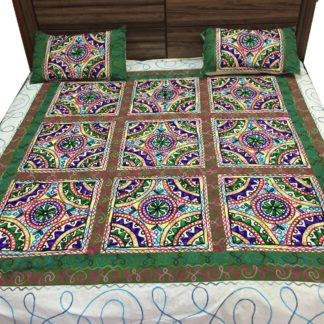 fancy design bedsheet