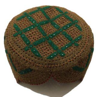 handmade sindhi cap