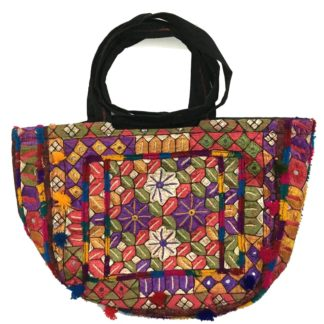ladies embroidery handbag