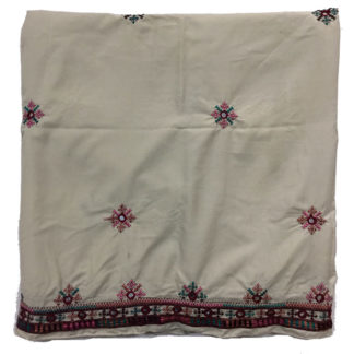 embroidered ladies shawl
