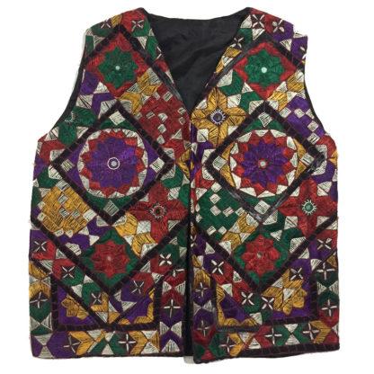 pakistani handmade waistcoat