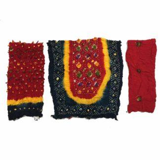 traditional chunri suits