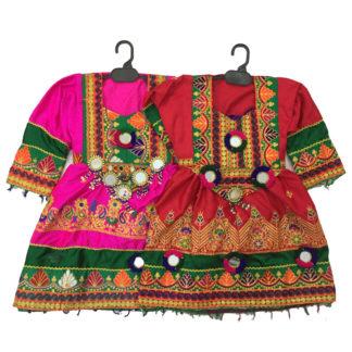 tradtional afghan dress