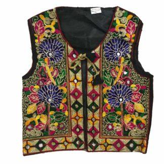 embroidered sindhi kotis