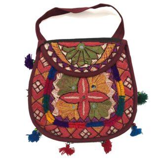 sindhi design purse