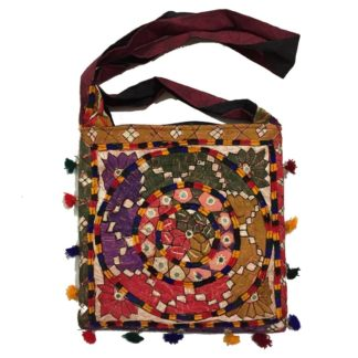 thari embroidery bag