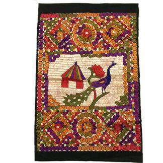 thari thread work painting