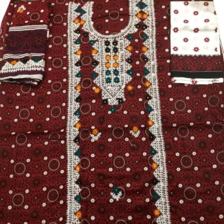 women embroidered suit