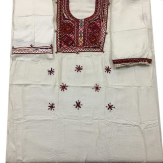 hand embroidered dress