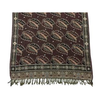 ladies winter shawl