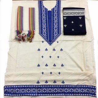 pakistan embroiderey suit