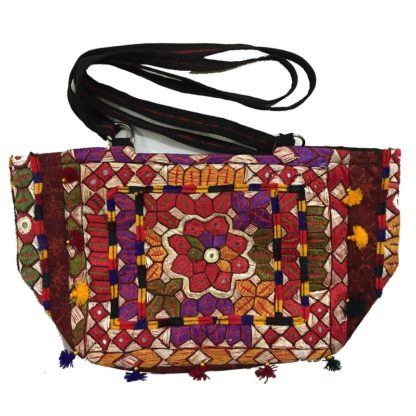 women embroidery handbag