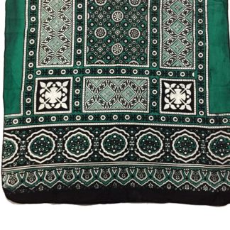 green kids ajrak