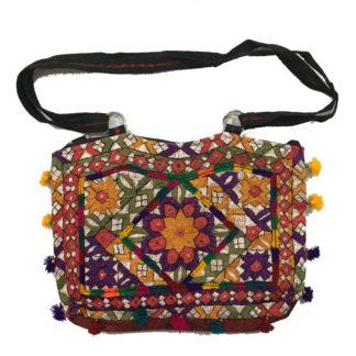 ladies sindhi handbag