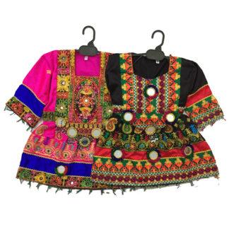 afghan girl dress