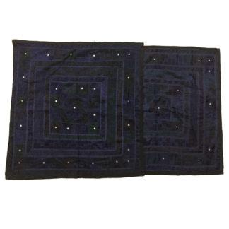 handmade floor cushion cover