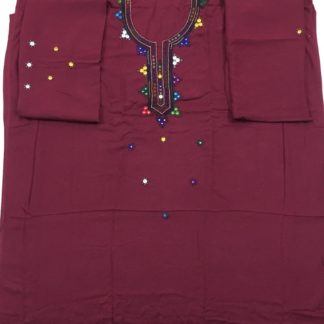 sindhi embroidered suit