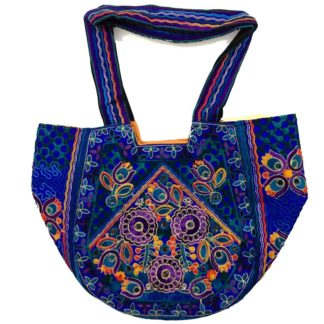 sindhi embroidery bag