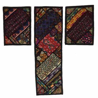 multicolor handicrafts