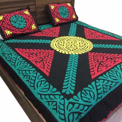 Applice bedsheet karachi