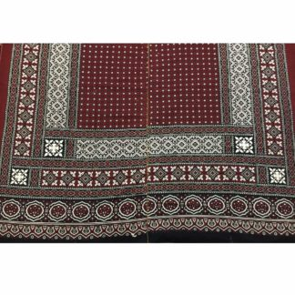 pakistani traditional ajrak