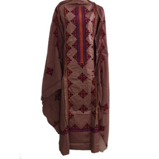 ladies balochi dress