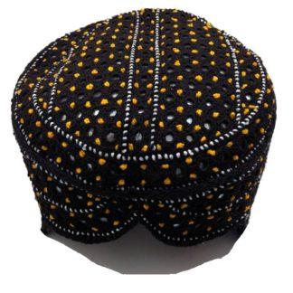 sindhi sheesha topi