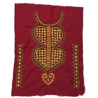 embroiderd ladies galay