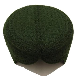 green sindhi cap
