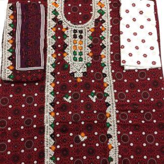 sindhi hand suit