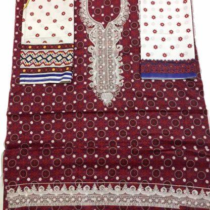 women ajrak dress