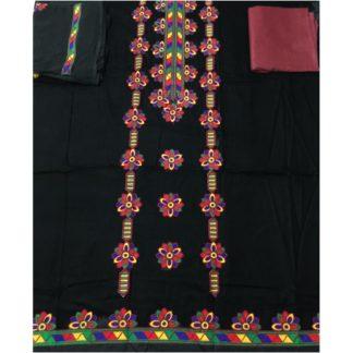 balochi cotton dress