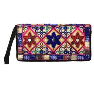 traditional sindhi wallet