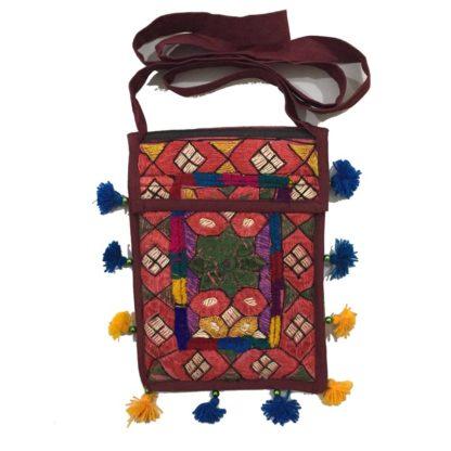 handmade girls purse