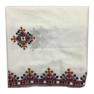 online white shawl