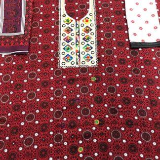 sindhi design suit