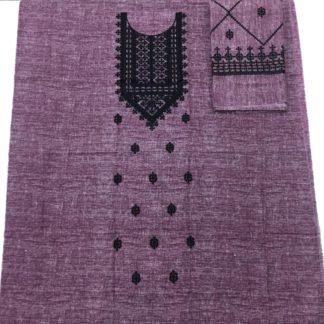 ladies embroiderd dress