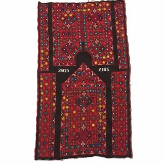 sindhi embroidery neck