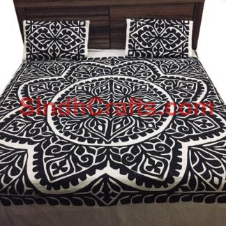 applique bedcover