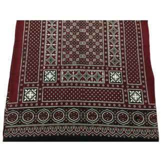 sindh traditional ajrak