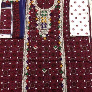 sindhi culture dress