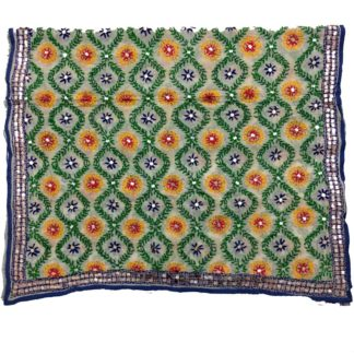embroidered phulkari dupatta