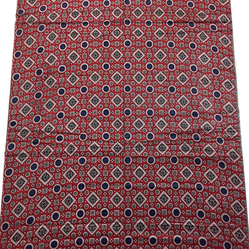 Sindhi Ajrak Design shirt for women. Buy online in Pakistan.