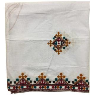 white chadar