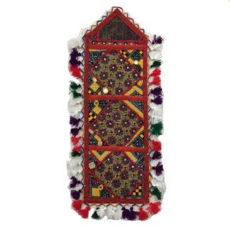 handmade letter hanger